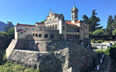 Restaurato il modello del santuario della Madonna del Sasso