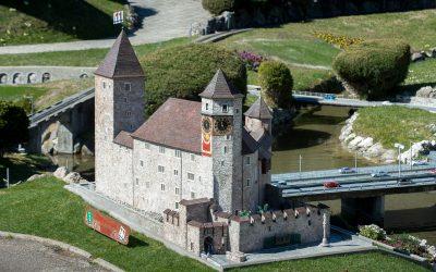 Nuovo modello: Castello di Rapperswil