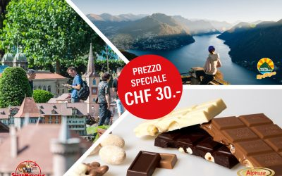 Winter in Lugano: ein attraktives neues Angebot