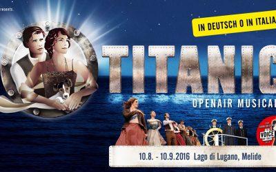 TITANIC – OPENAIR MUSICAL