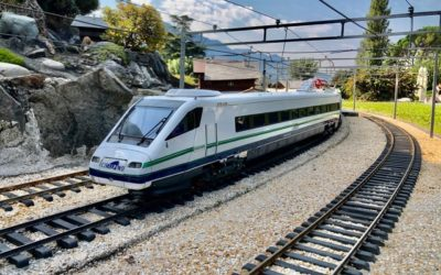ETR 470 ARRIVES ON THE TRACKS OF SWITZERLAND … MINIATURE!