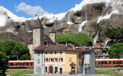 Swissminiatur honors Ticino architect from St. Petersburg